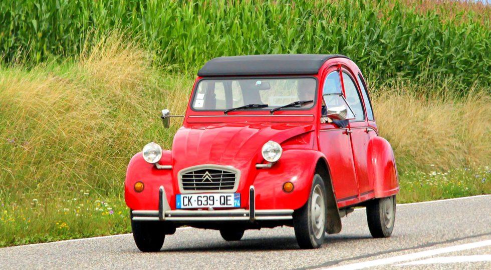 Del 2CV al Tiburón: 10 coches que han marcado los 100 años de Citroën