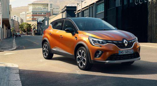 El nuevo Renault Captur también será híbrido enchufable (y semiautónomo)