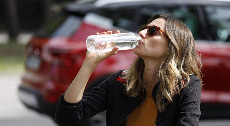Conducir deshidratado