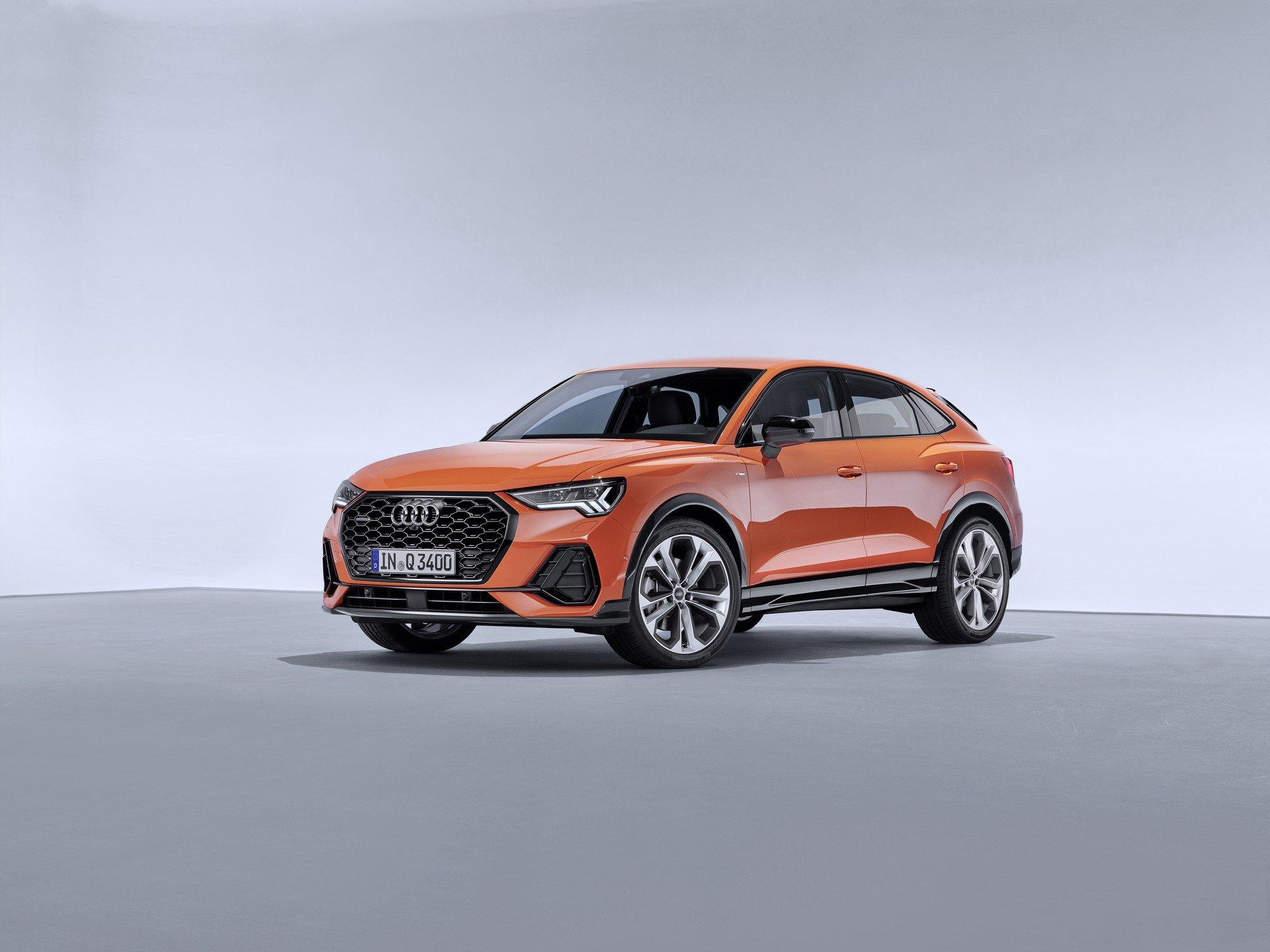 El Audi Q3 Sportback en imágenes