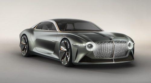 Bentley EXP 100 GT: el futuro del lujo es autónomo y eléctrico