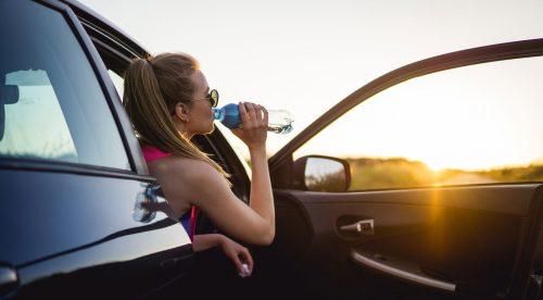 Por qué el calor al volante puede ser tan peligroso como el alcohol |  Conducir | Motor EL PAÍS