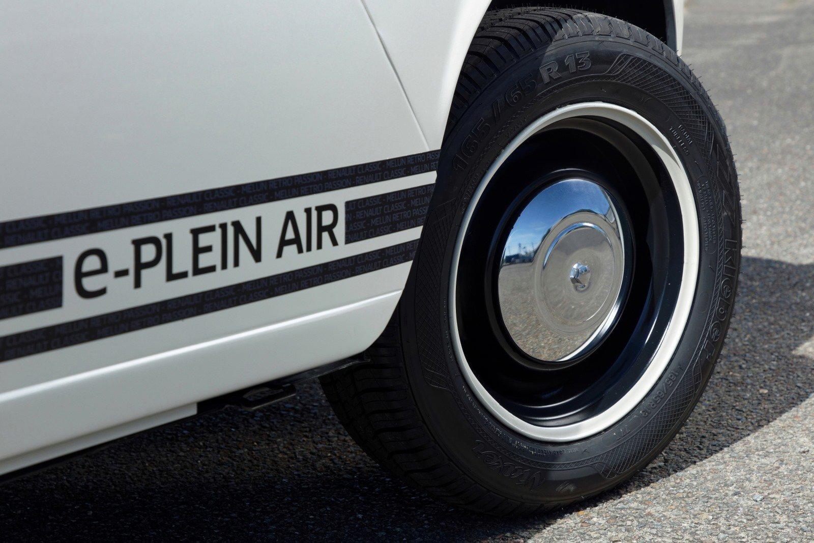 Renault e Plein Air