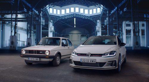 Volkswagen Golf GTI The Original: 44 unidades por sus 44 años