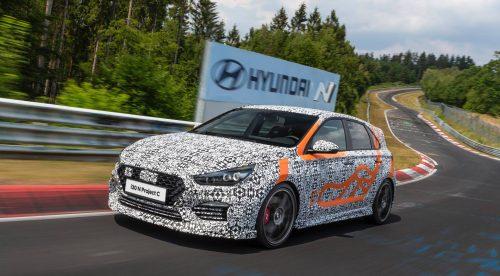 El Hyundai i30 N Project C 'adelgaza' para ser mejor