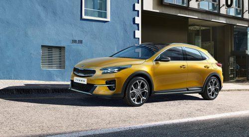 El nuevo Kia Xceed, disponible desde 22.800 euros