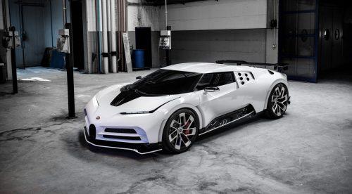 Bugatti Centodieci: un homenaje de 1.600 CV y ocho millones de euros