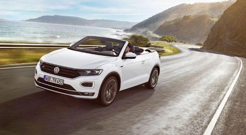 El Volkswagen T-Roc Cabrio apuesta por la fórmula de SUV descapotable