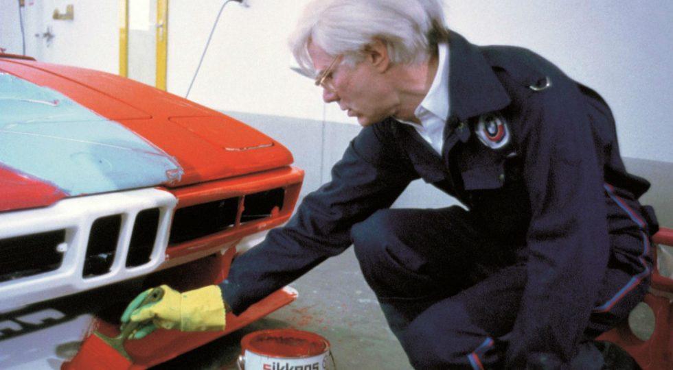 BMW M1 Procar de Andy Warhol