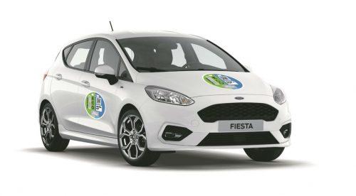 El Ford Fiesta se pasa al GLP y se gana la etiqueta ECO