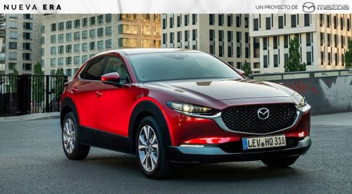 Mazda CX-30: el espacio adecuado, la experiencia perfecta
