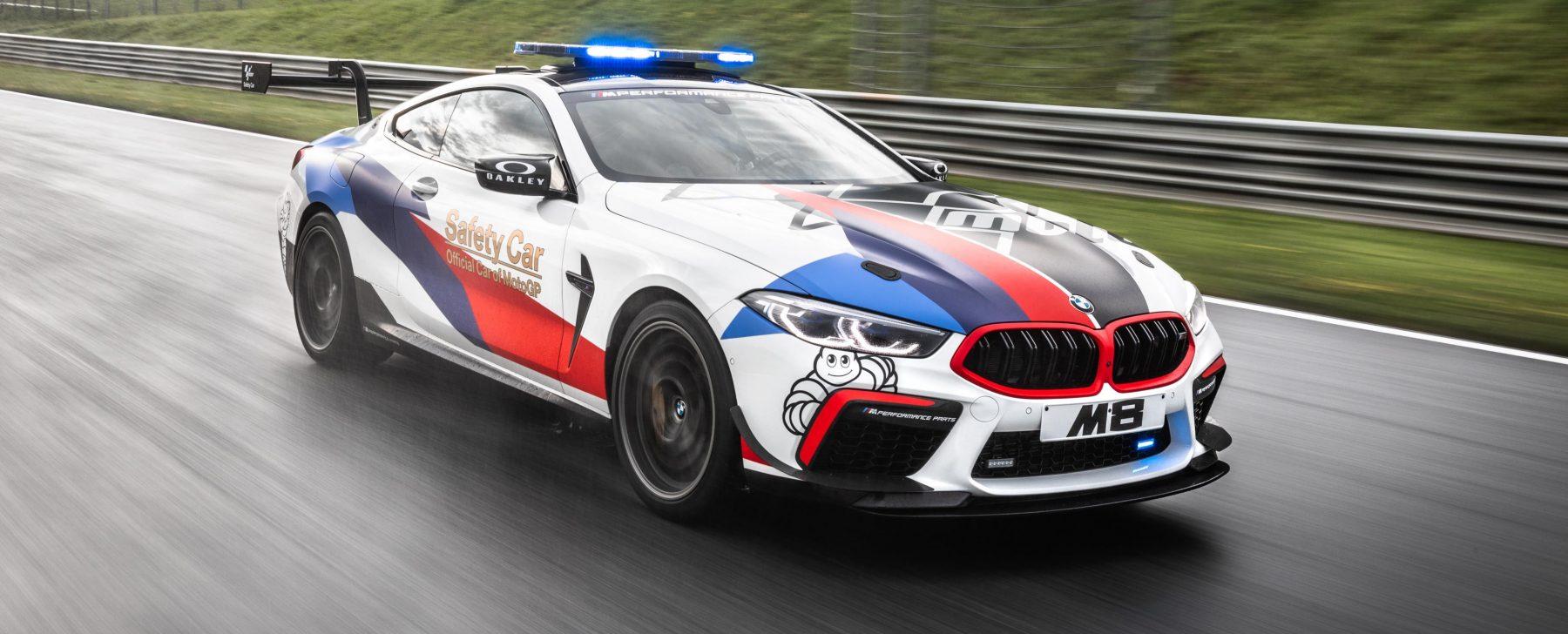 BMW M8 Safety Car MotoGP