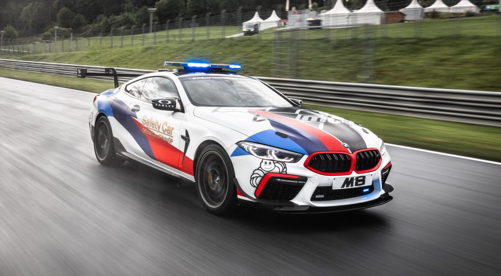 BMW M8 Safety Car MotoGP