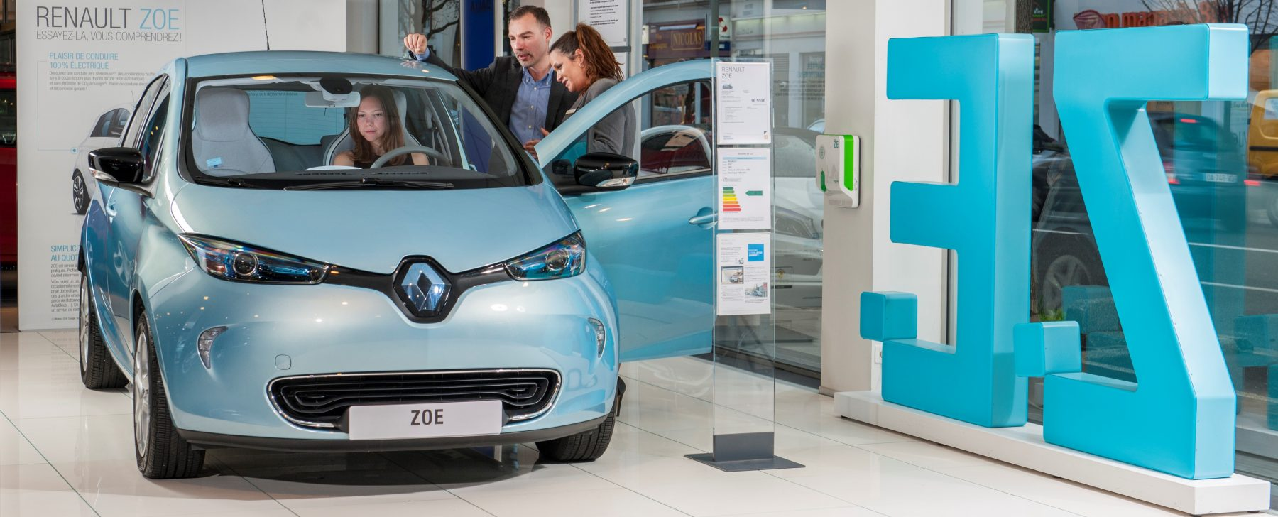 coche electrico precio