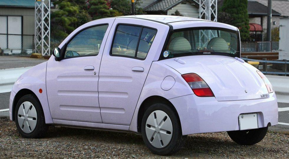 Los coches más feos: otros diez modelos de imagen discutible