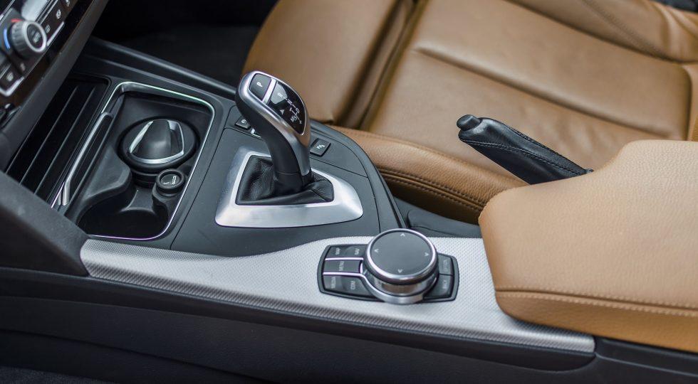 coche automatico