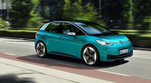 ID.3: el salto definitivo de Volkswagen al coche eléctrico