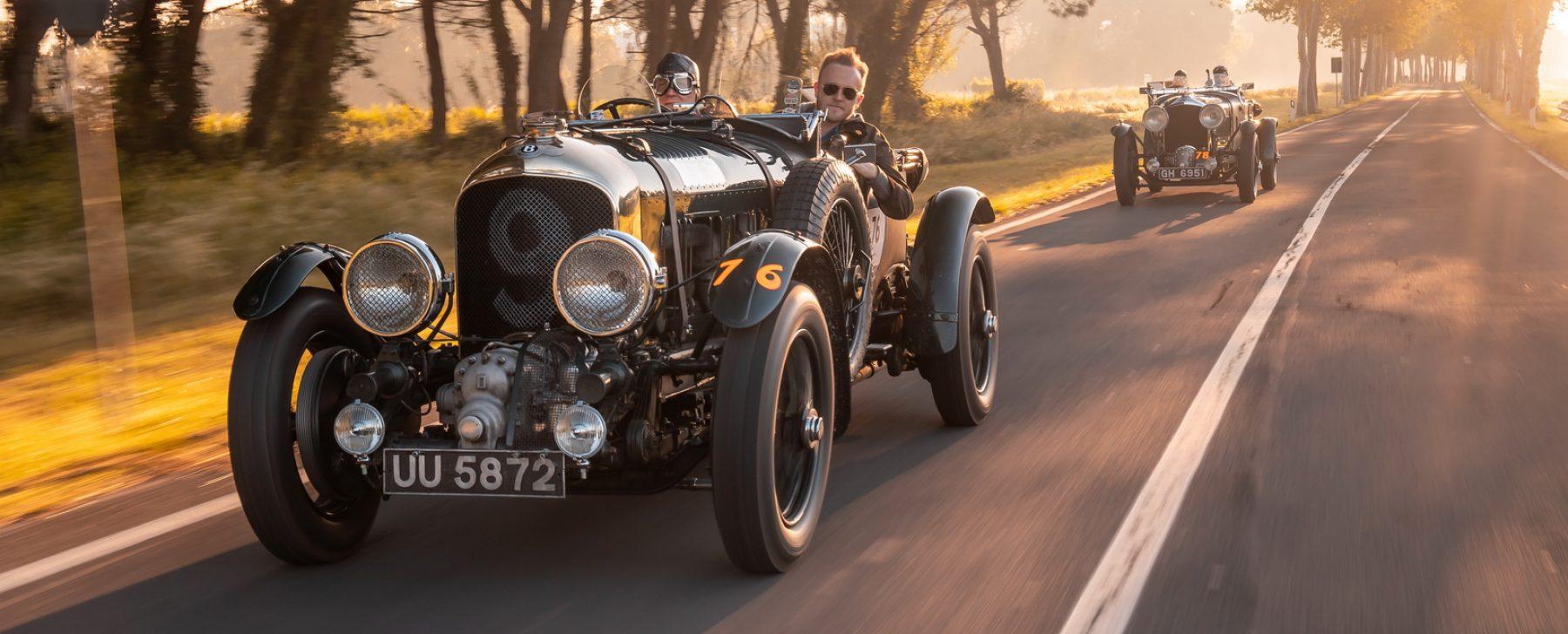 Bentley Bowler