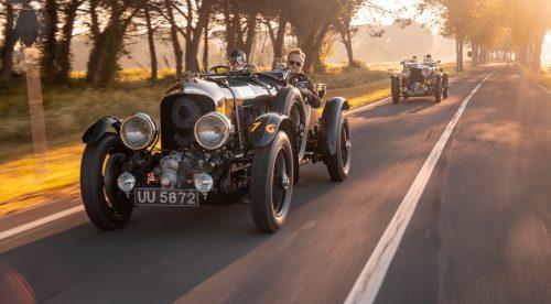 Bentley fabricará 12 réplicas exactas de un modelo de los años veinte