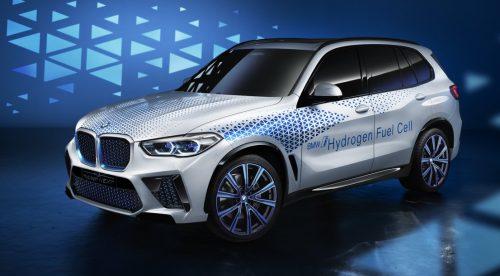 BMW i Hydrogen NEXT, un X5 de hidrógeno preparado para 2022