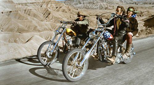 10 curiosidades del rodaje de 'Easy Rider' que la convirtieron en un mito