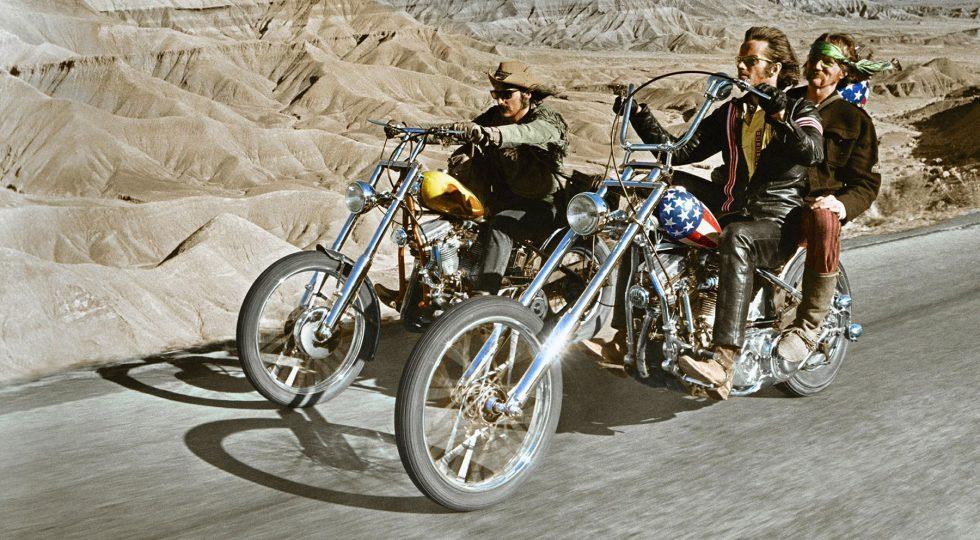 rodaje Easy Rider