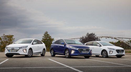 El Hyundai Ioniq se renueva para ser más eficiente y tecnológico