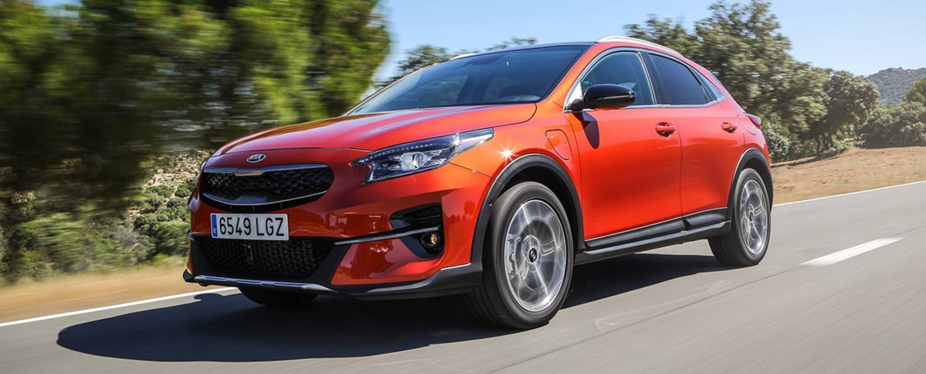 Kia XCeed enchufable