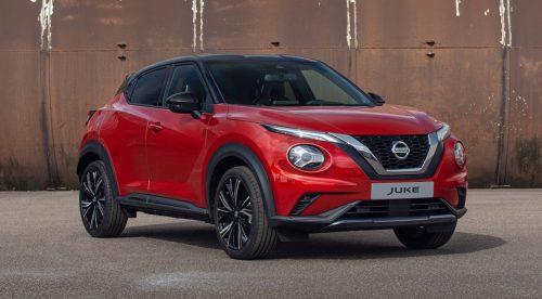 El Nissan Juke estrena una segunda generación repleta de cambios