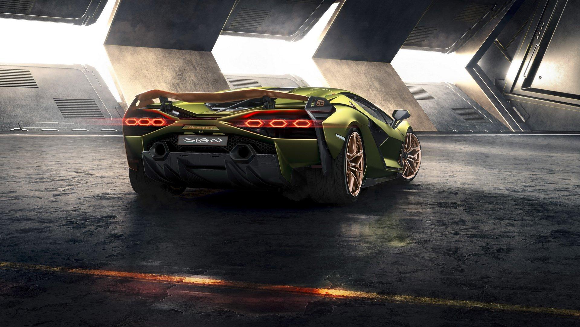 Lamborghini Siàn