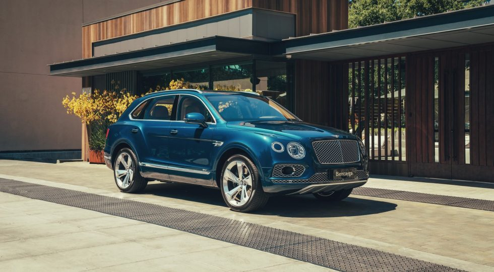 Bentley Bentayga hibrido