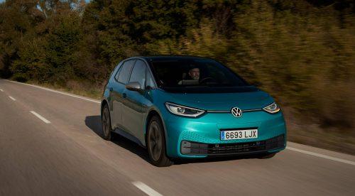 Al volante del Volkswagen ID.3, el primer eléctrico 2.0 que llega a España