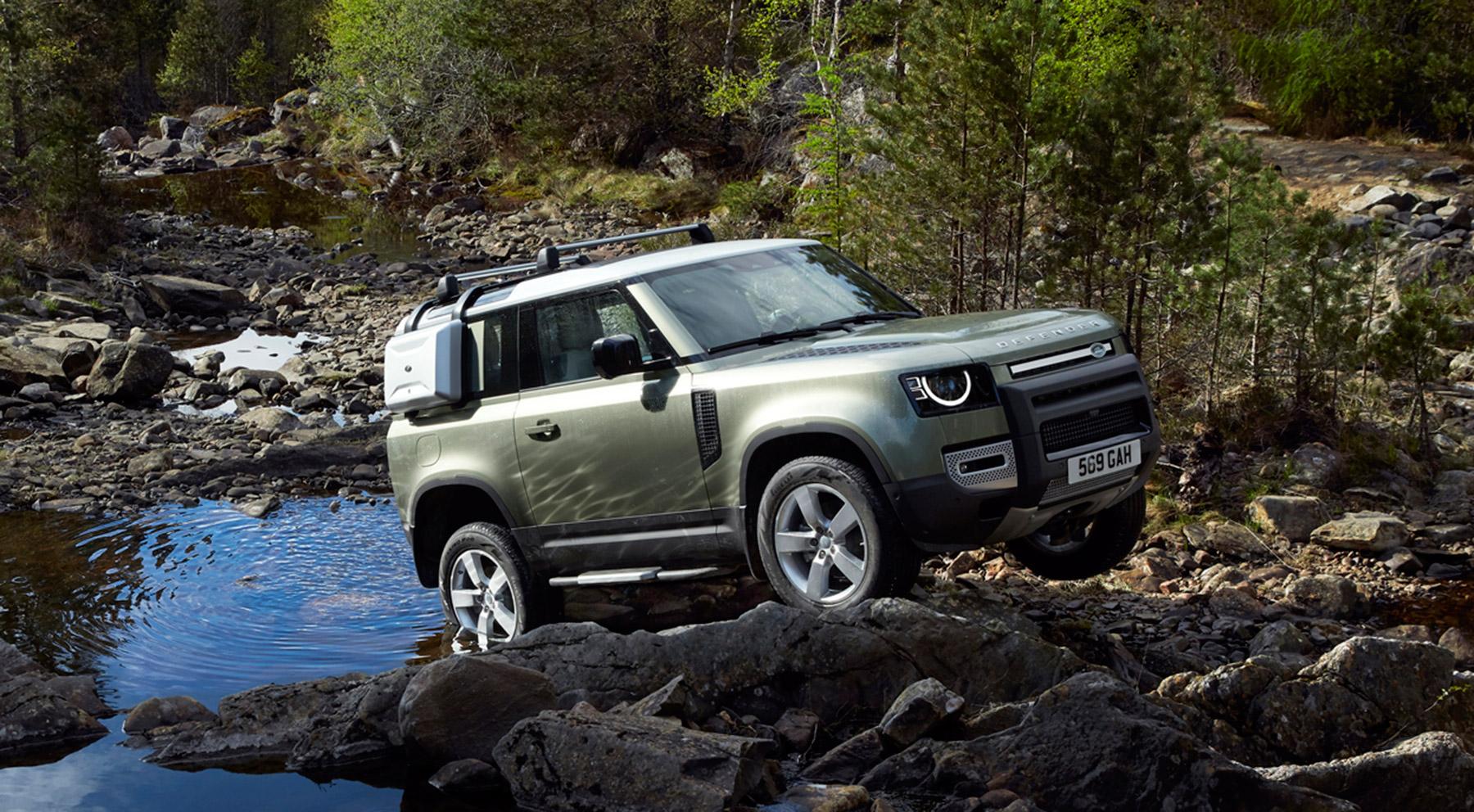 Todos los detalles del nuevo Land Rover Defender