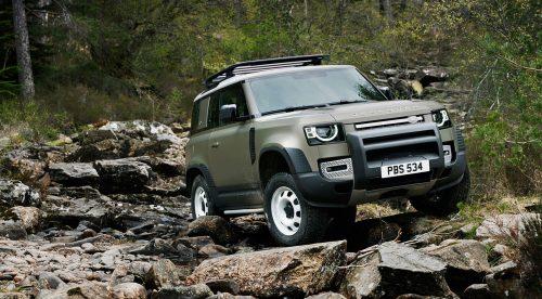 Land Rover reinventa el Defender