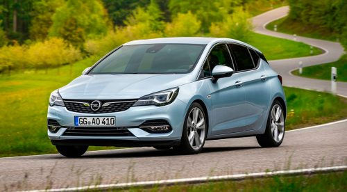 Un Opel Astra que ahorra combustible y emite menos gases