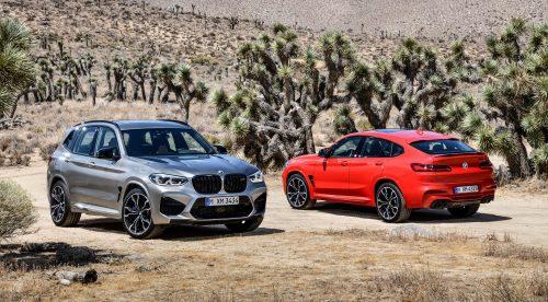 BMW lleva su gama de SUV medios al terreno de la deportividad
