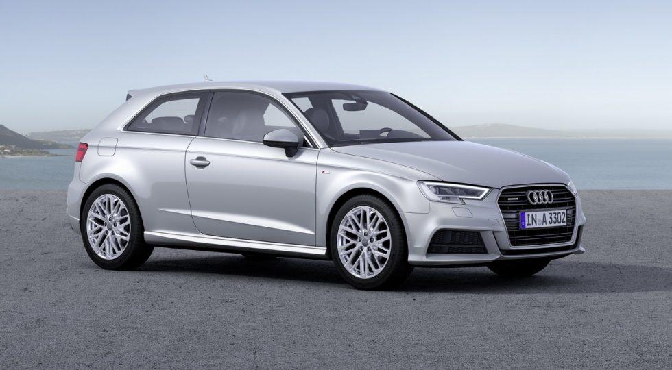 Audi A3 tres puertas