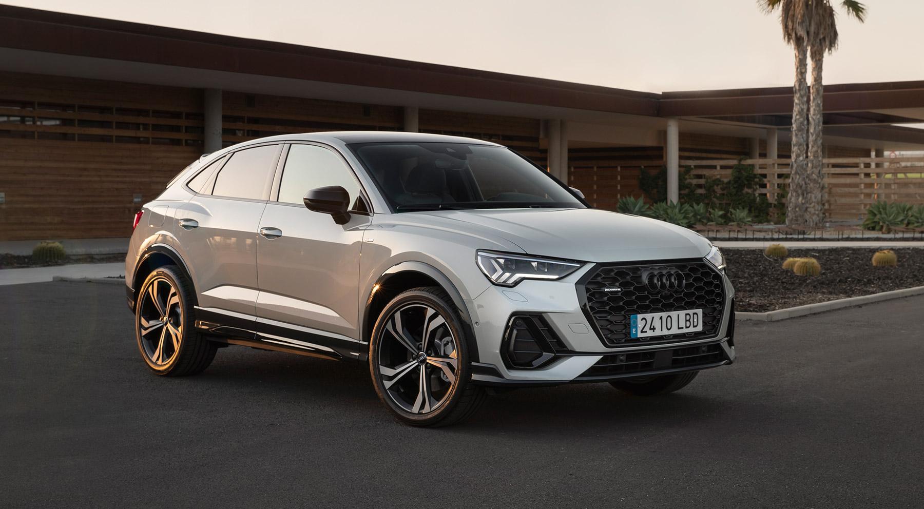 Las imágenes del nuevo Audi Q3 Sportback