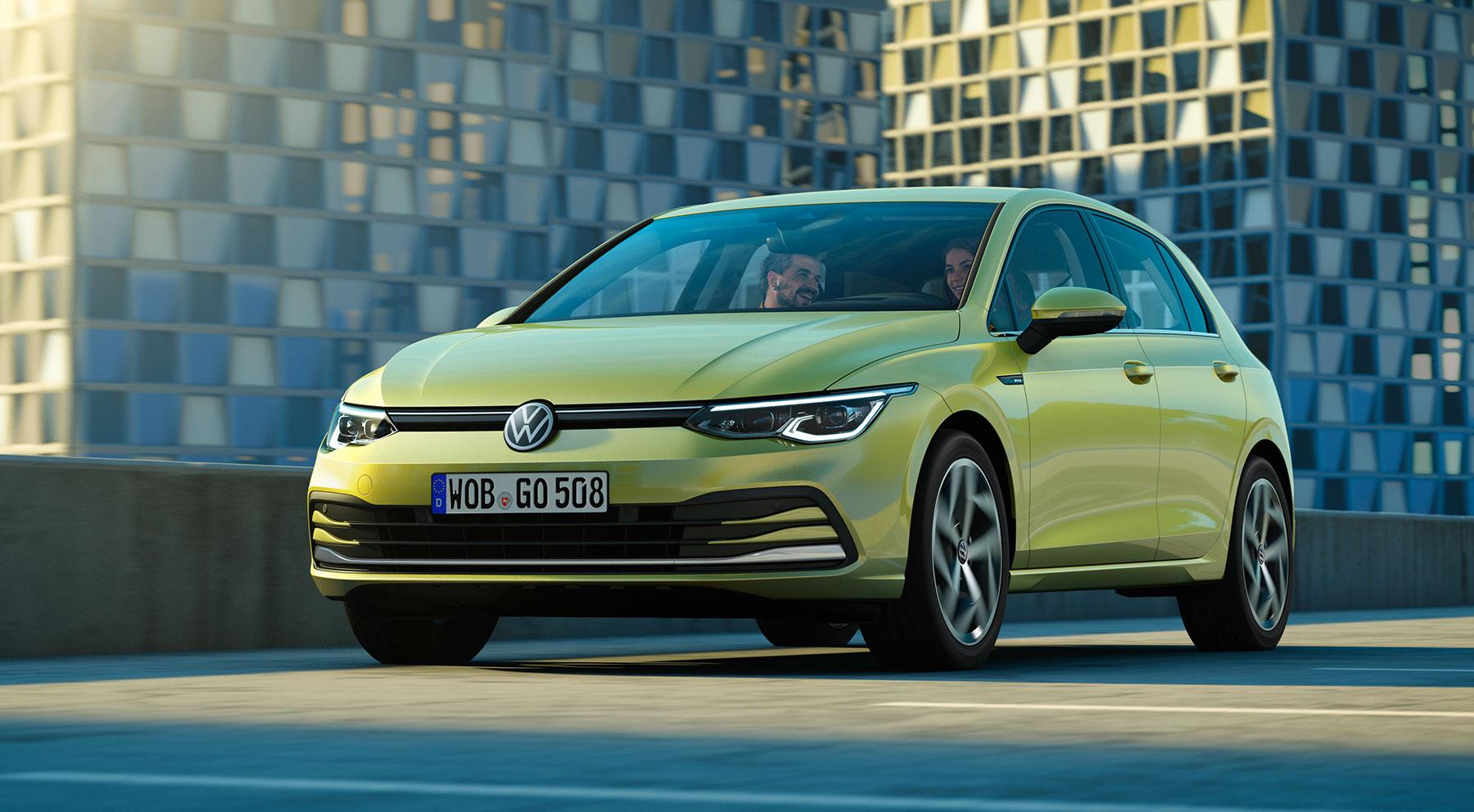 Volkswagen Golf 2020: las mejores imágenes
