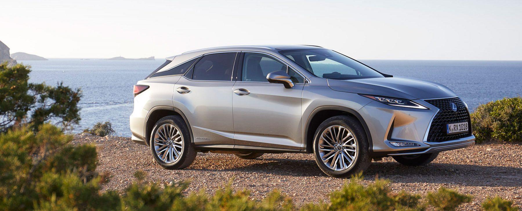 El Lexus Rx Se Perfecciona Como Suv Premium Motor El Pais