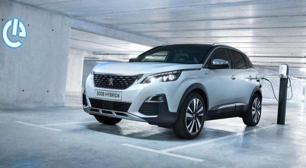 Plug-In Hybrid de Peugeot