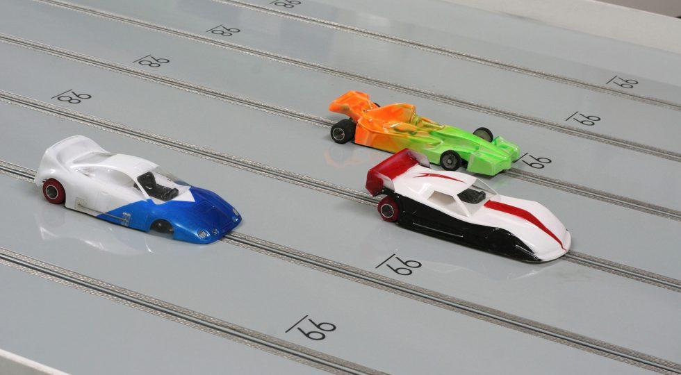 Ocho juguetes de coches que no conocerás si tienes menos de 40