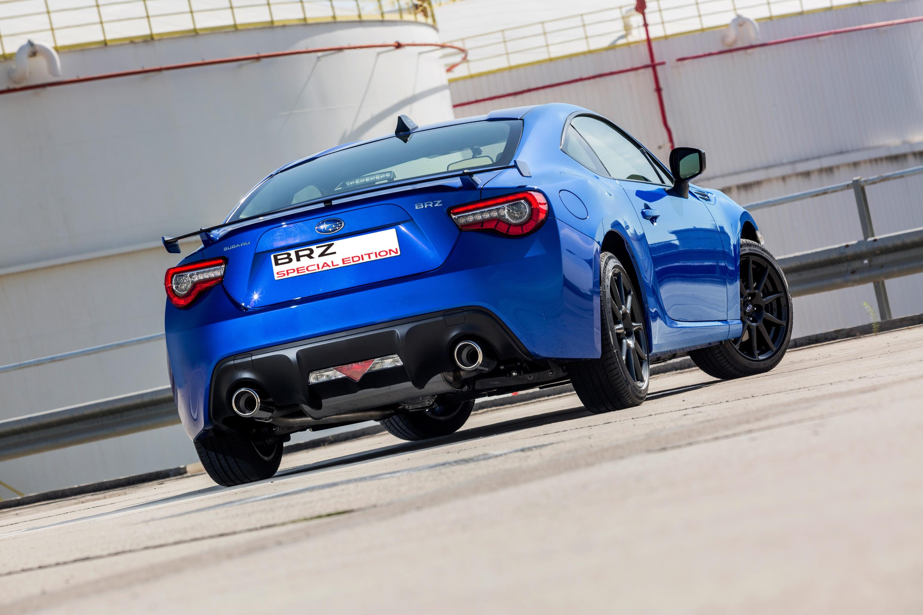 Subaru BRZ Special Edition