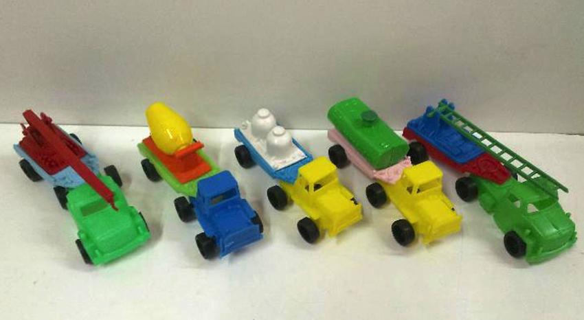 Ocho juguetes de coches que no conocerás si tienes menos de