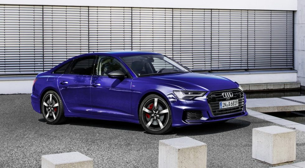 Audi A6 híbrido enchufable