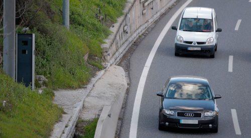 Los 25 radares que más multas han puesto en España en 2019
