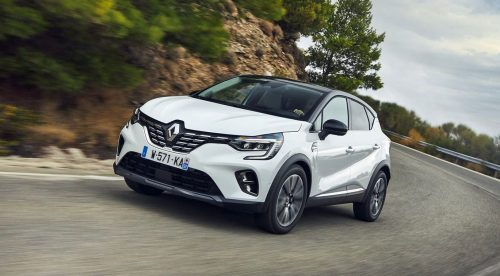 Los cinco grandes avances del Renault Captur, uno de los SUV más populares
