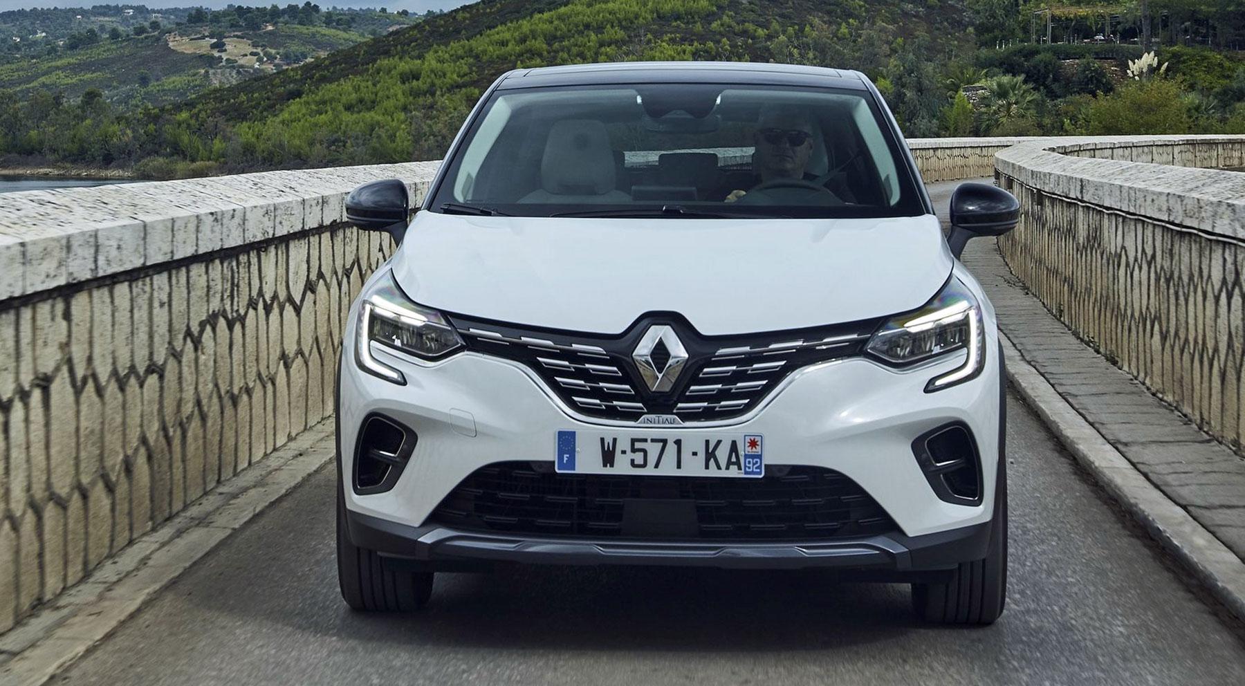 Las imágenes del nuevo Renault Captur