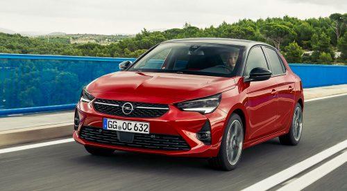 La agilidad, firmeza y deportividad del nuevo Opel Corsa