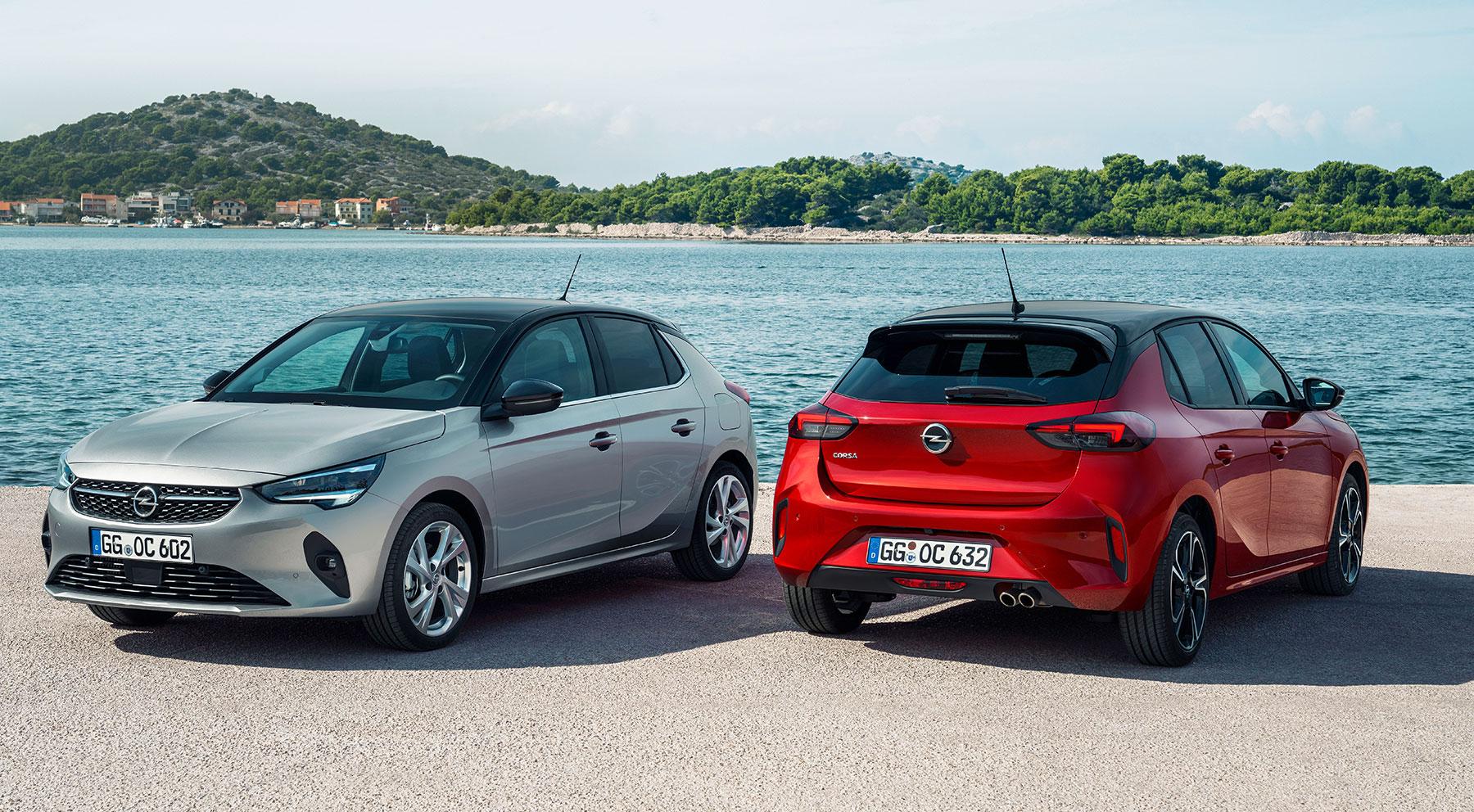 Las imágenes del nuevo Opel Corsa
